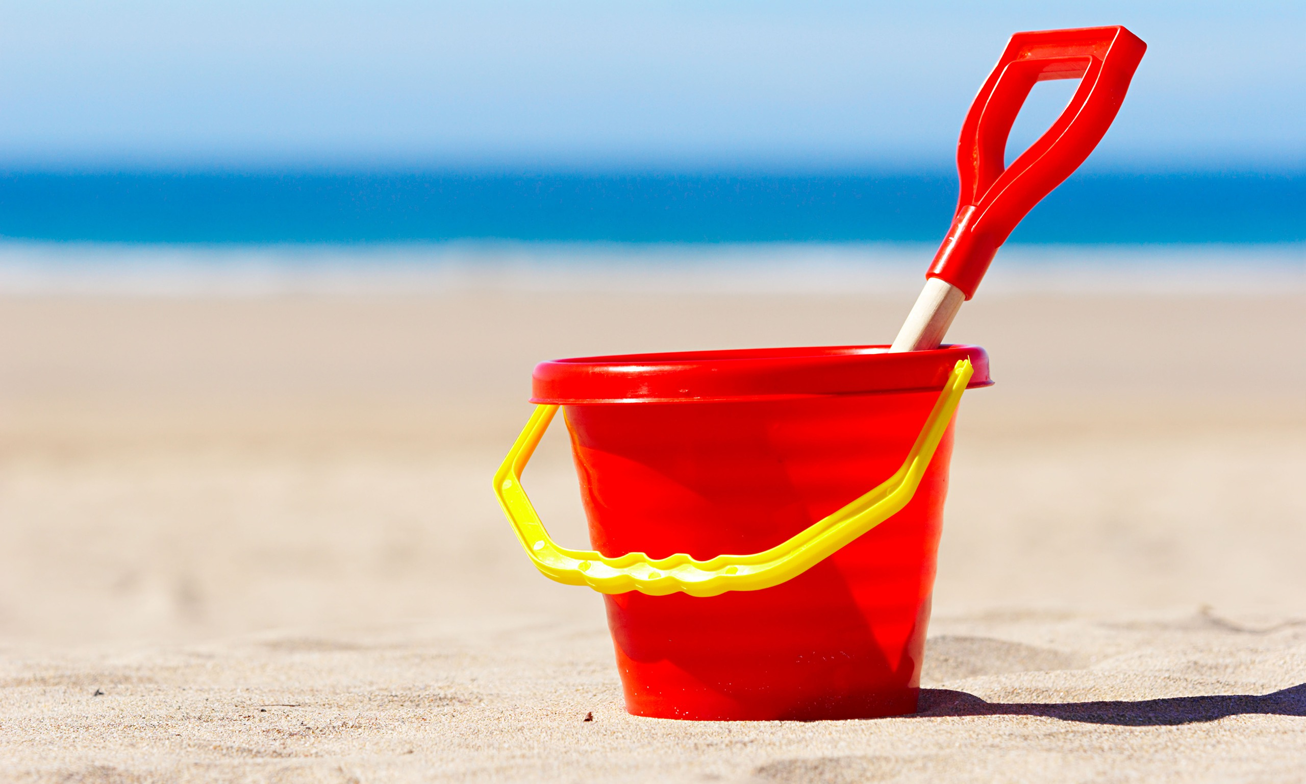 Beach Bucket for Pinterest