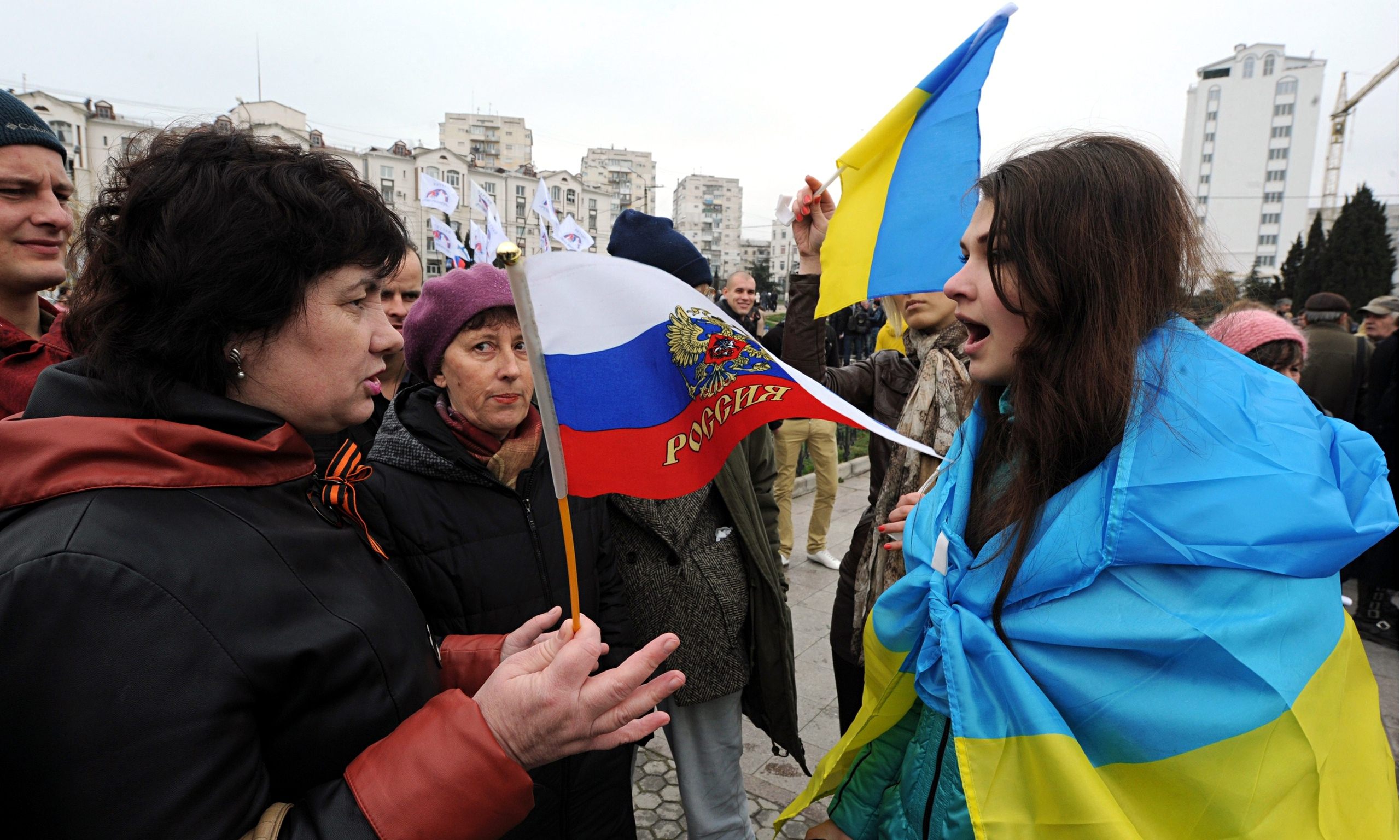 Pro Russian Will Ukraine 112