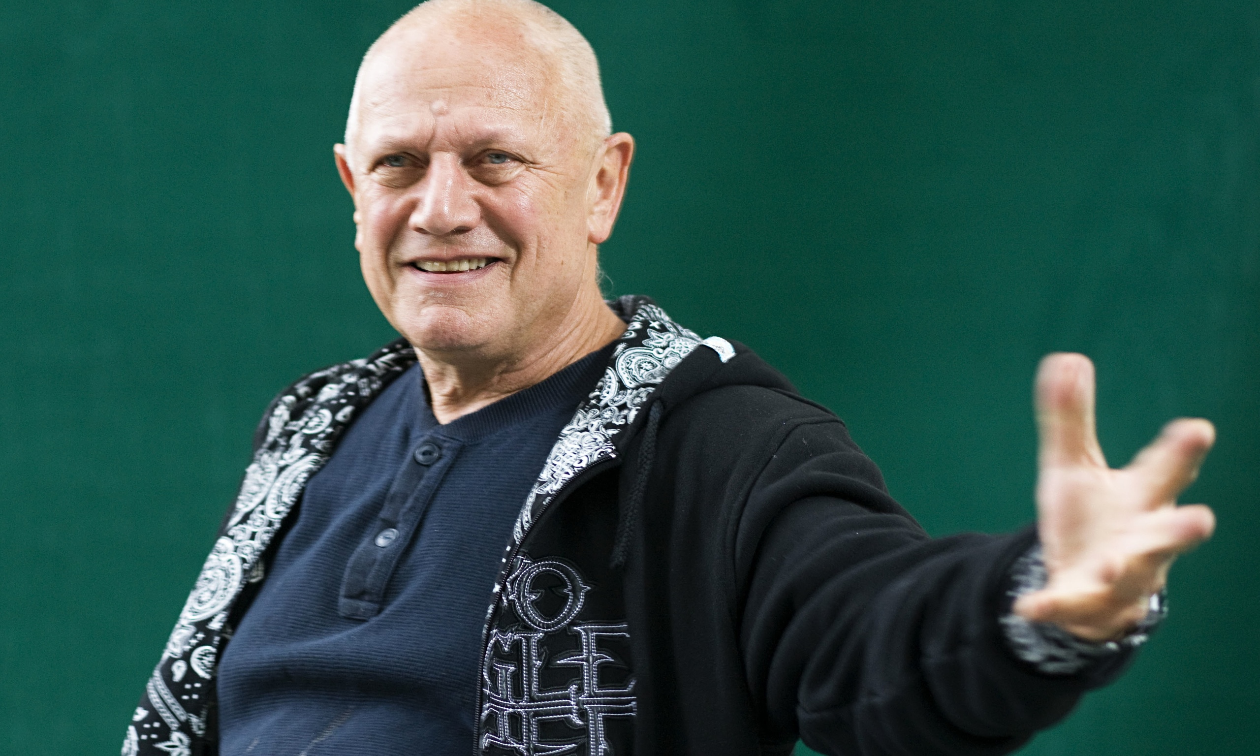 Steven Berkoff makes self-publishing debut | Books | The ...