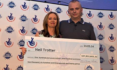 Euromillions Jackpot Gewinner