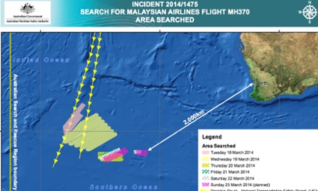Thumbnail for MH370: how Inmarsat homed in on missing Malaysia Airlines' flight