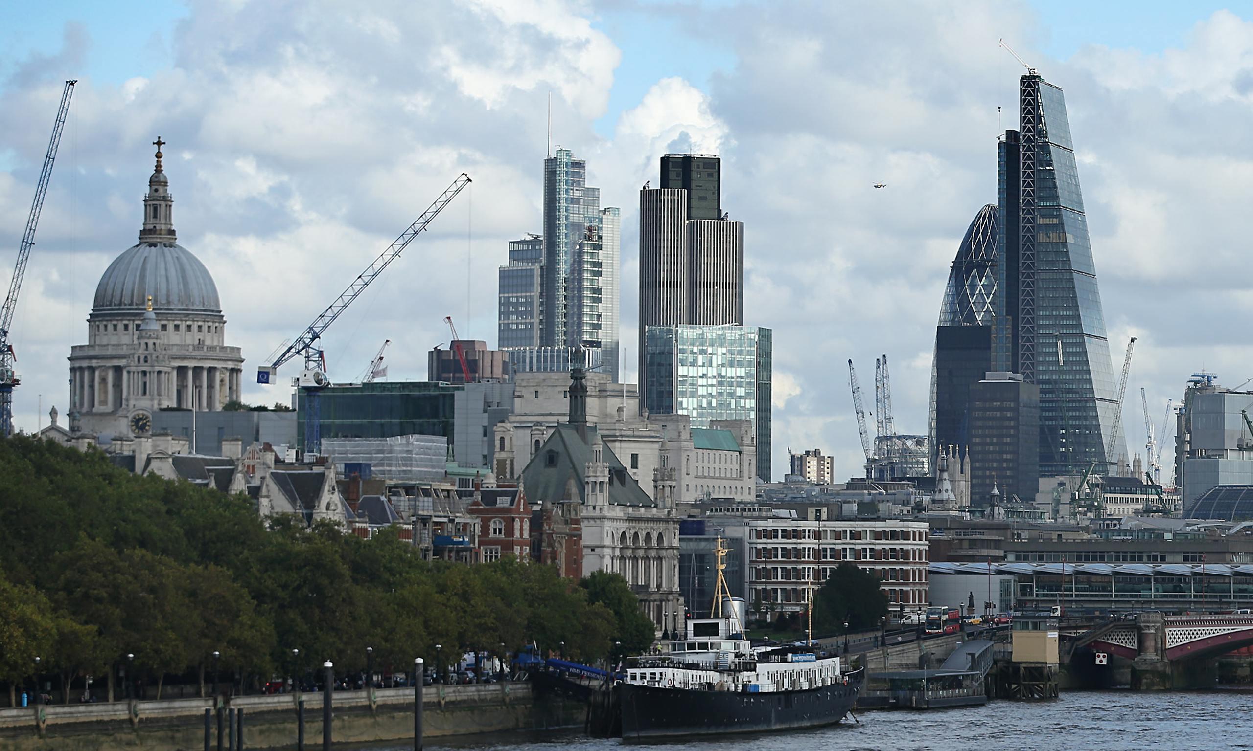 london skyline skyscrapers skyscraper cities craze construction globe campaigners fight save guardian pond across