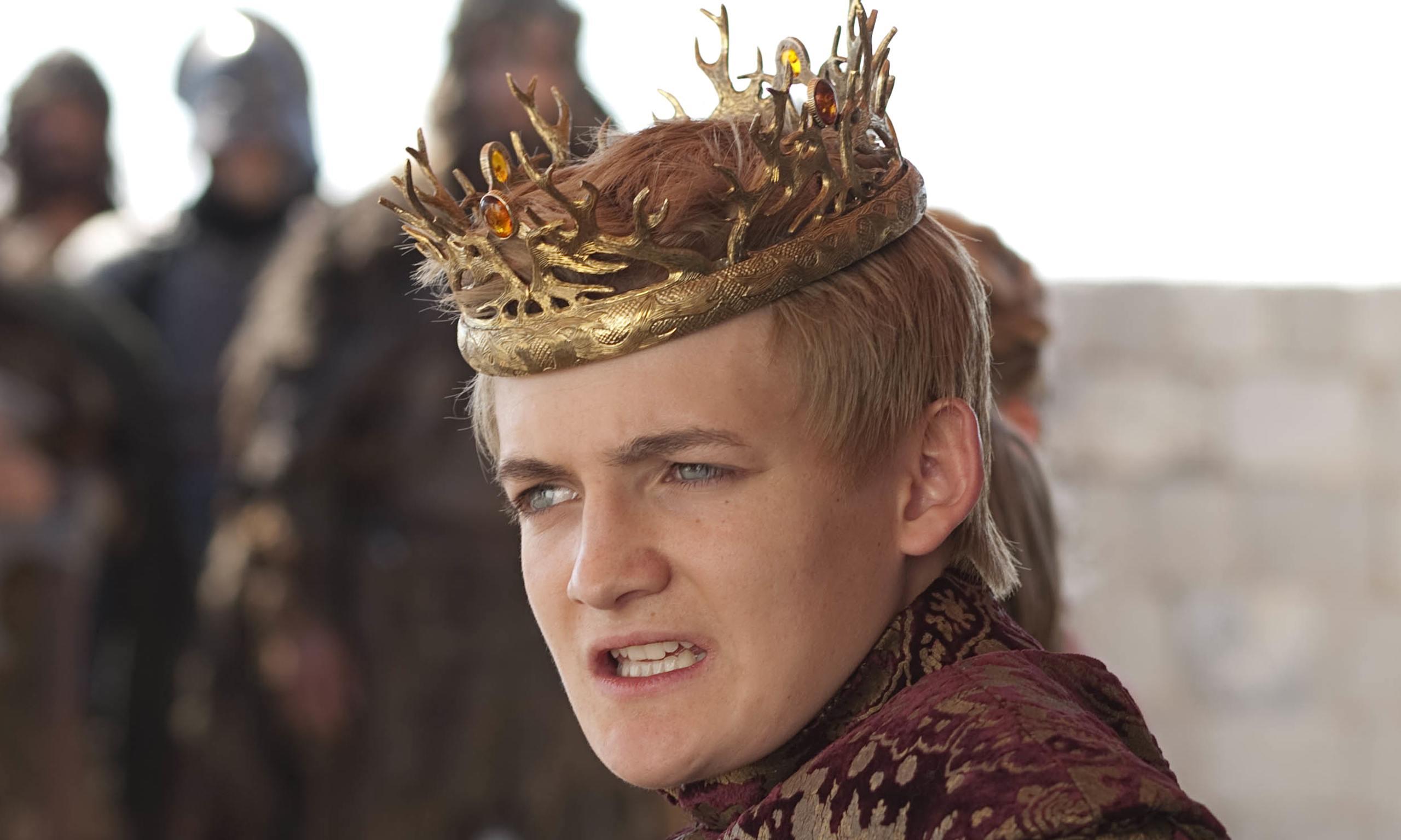 Game of Thrones' top tyrant: King Joffrey Baratheon ...