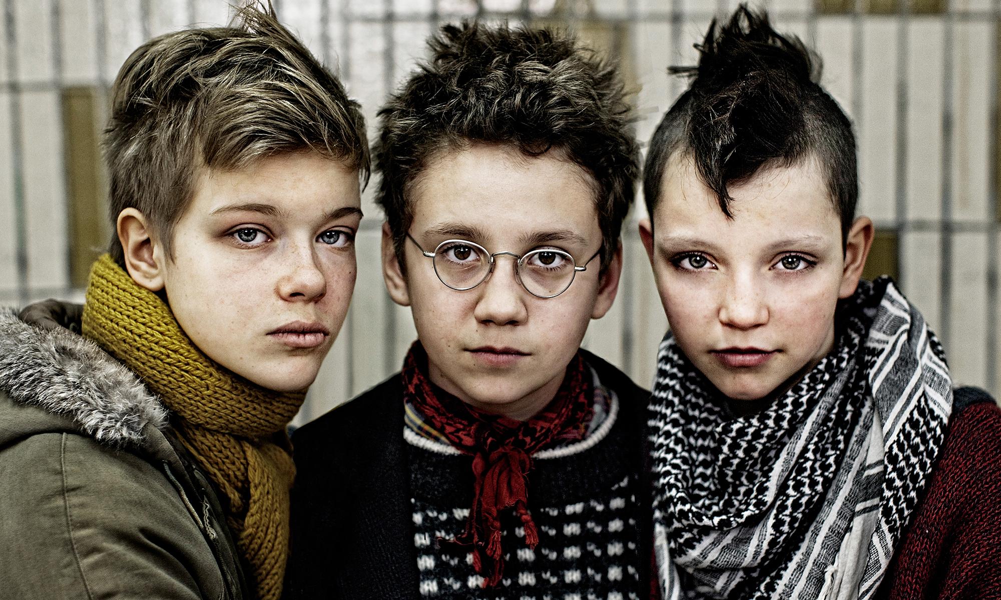 happy punk bands: