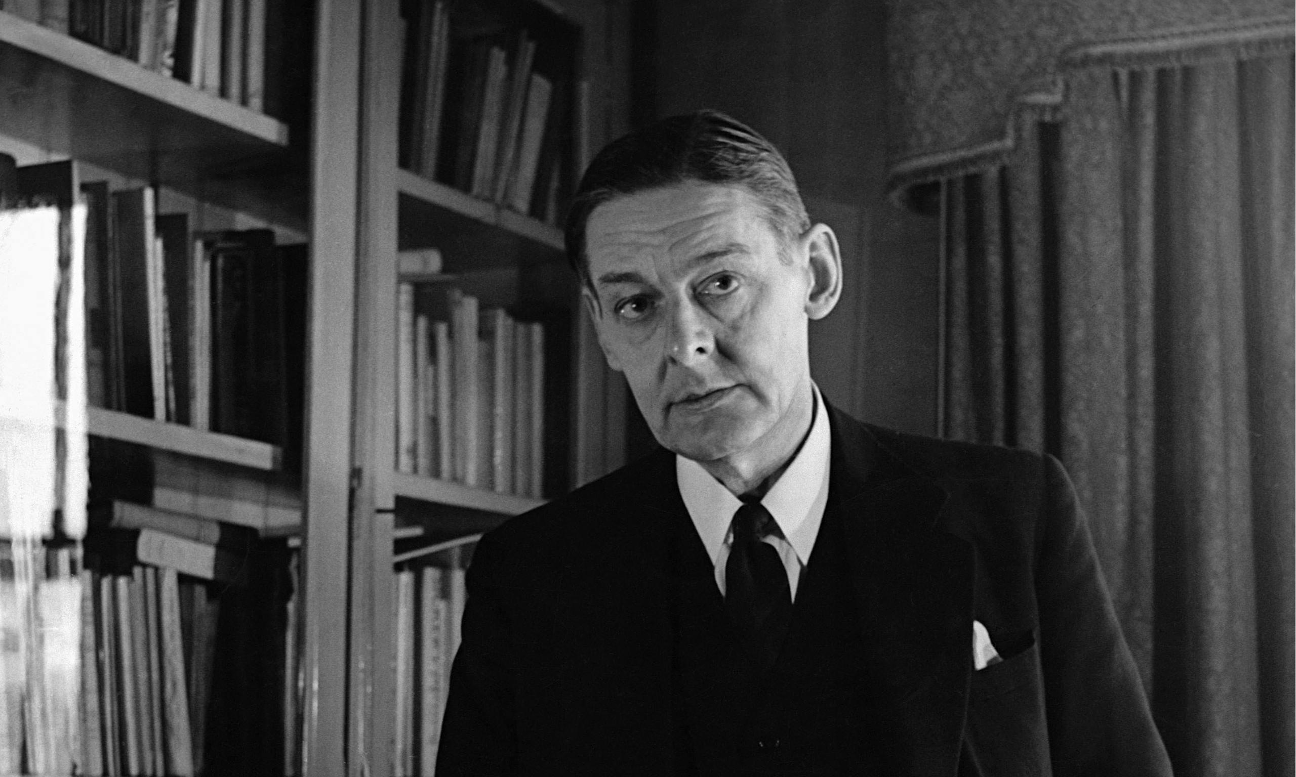 T. S. Eliot World Literature Analysis