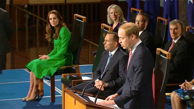 Prince william addresses  016