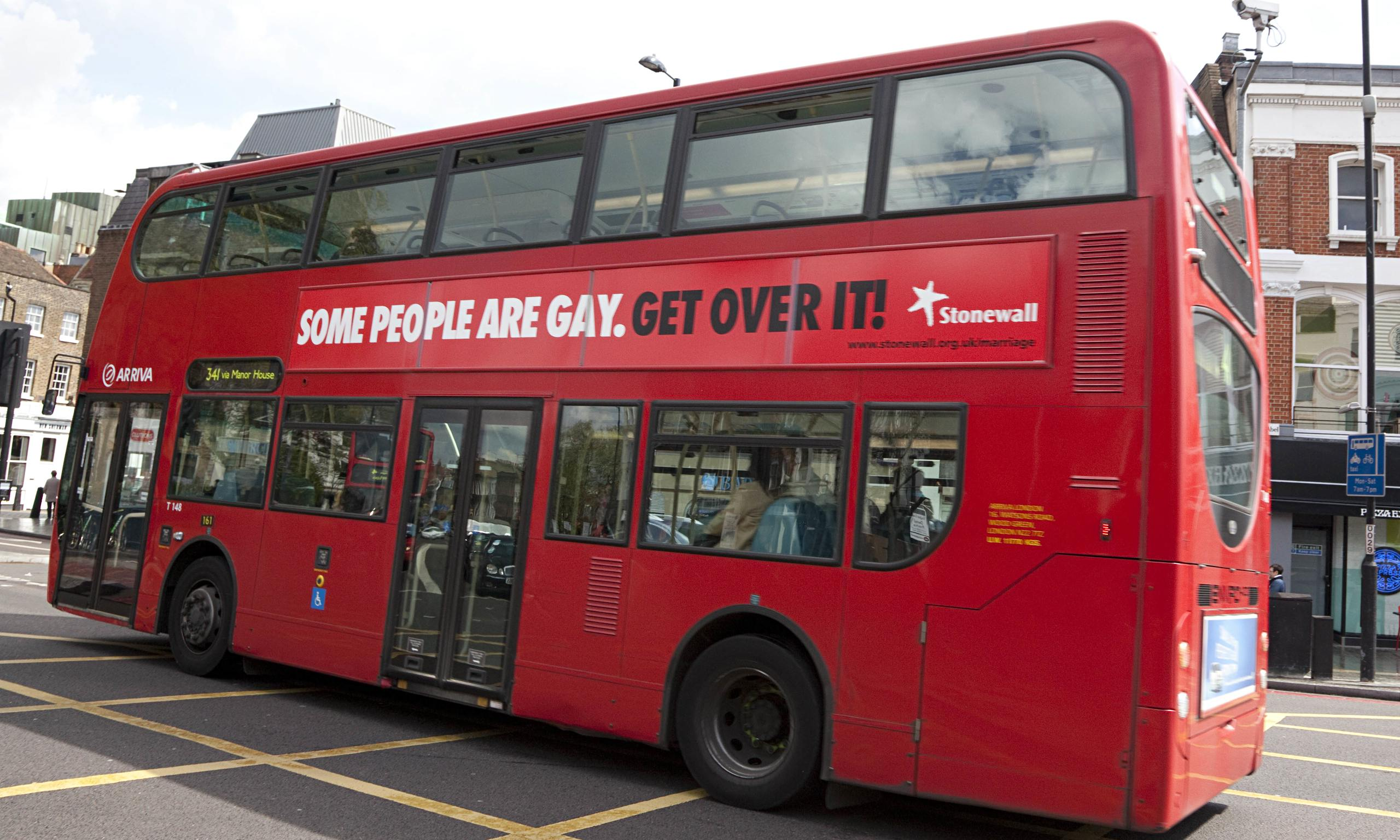 from Keagan stonewall gay charity organisation