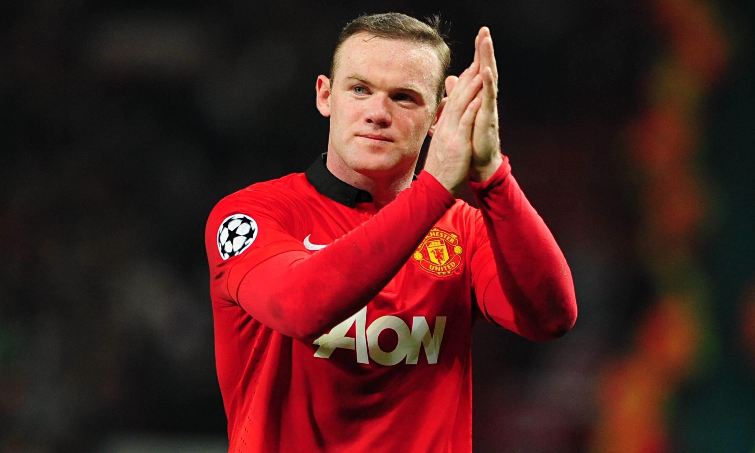 Wayne Rooney Glasses Wayne Rooney set to return for Bayern Munich clash despite toe injury