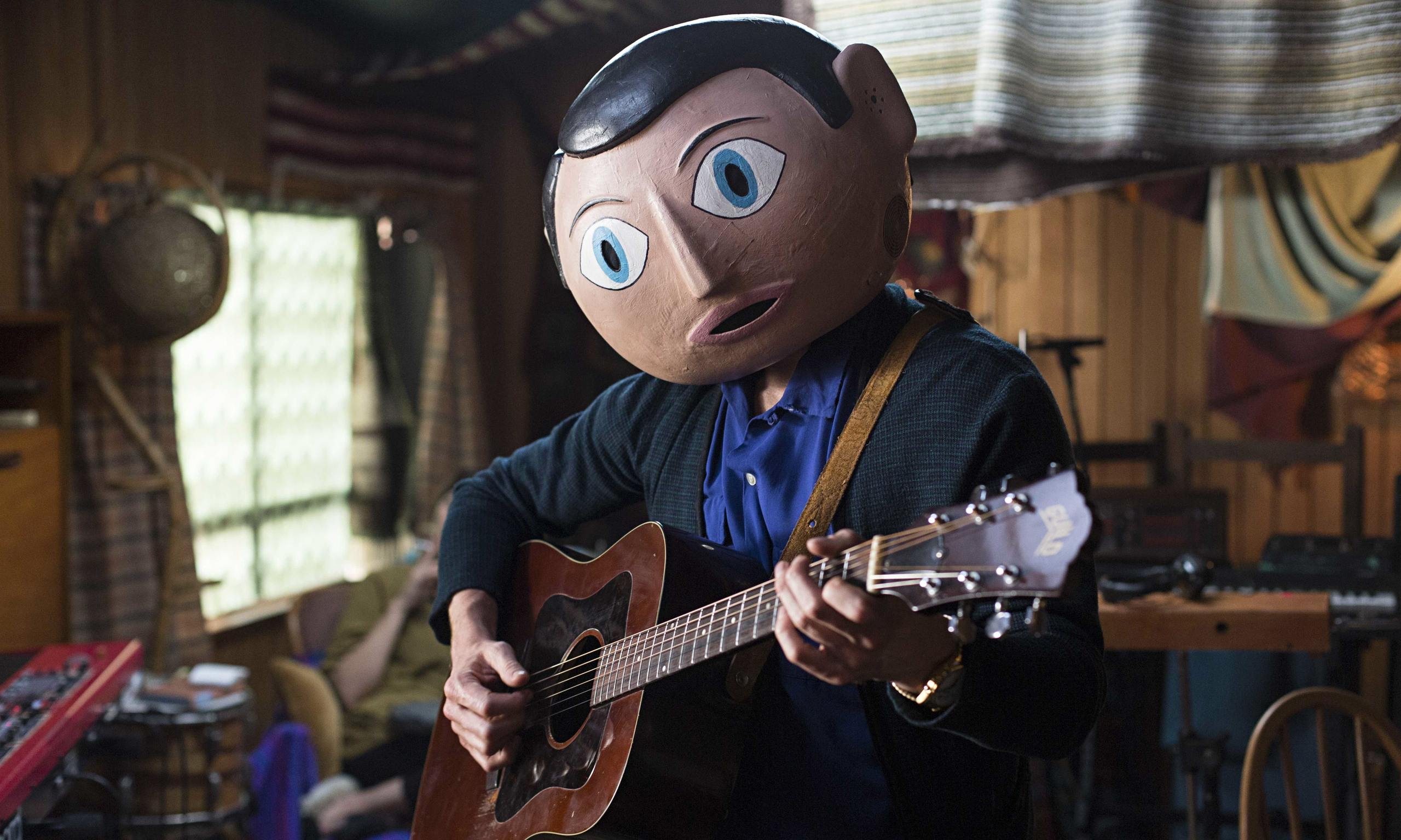 Frank review - a weird, wonderful movie that dances to a different beat