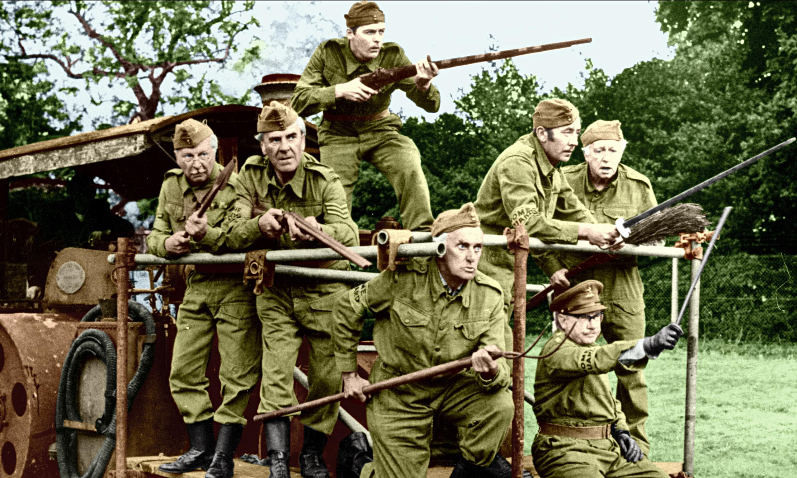 My favourite TV show: Dad's Army | Television & radio ...