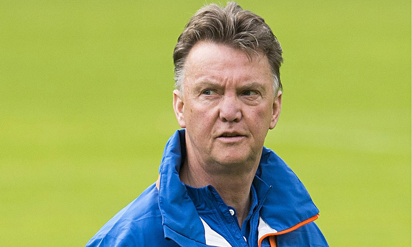 Louis Van Gaal: United Give New Manager £150m To Win The