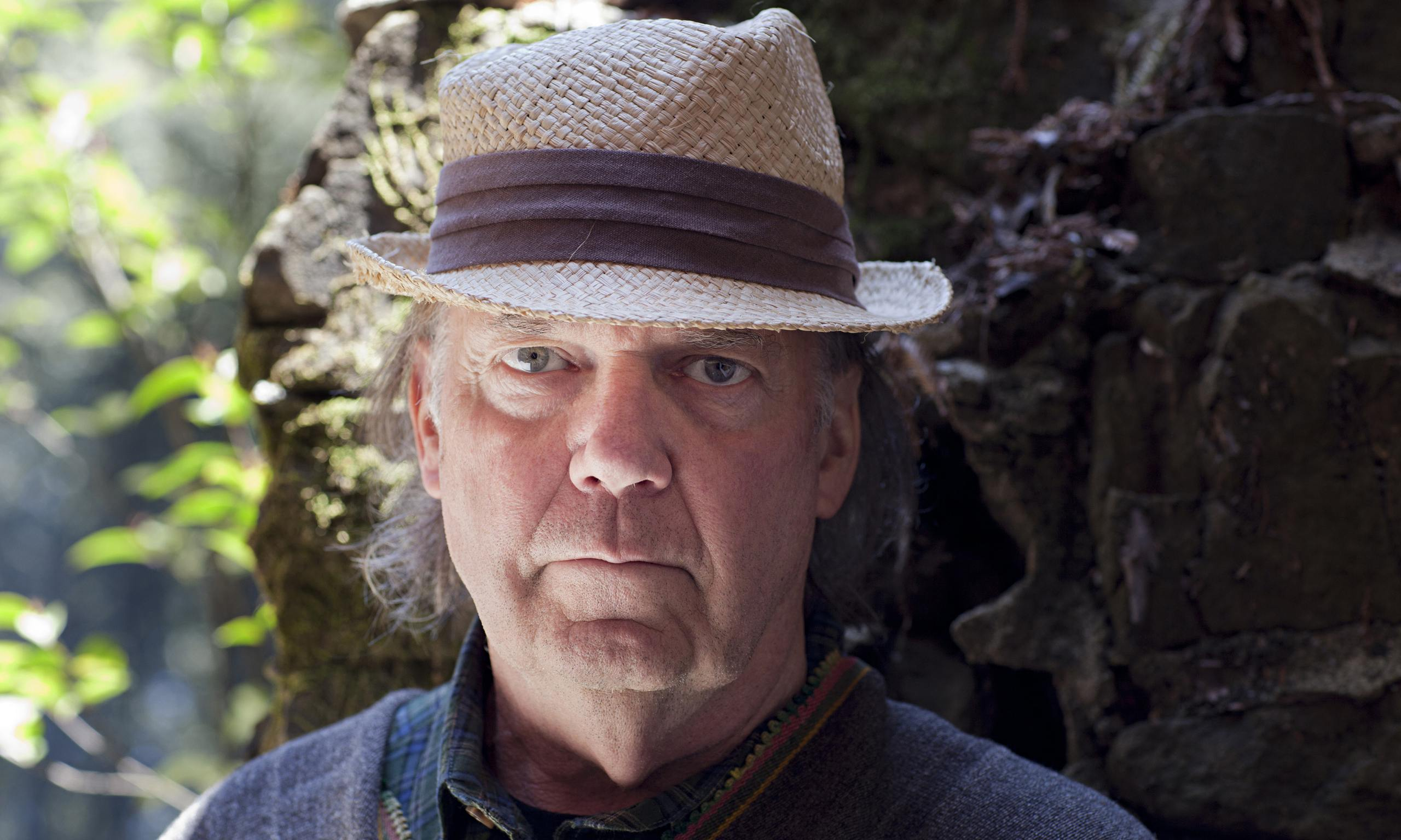 Neil Young A Letter Home Review A Gloriously Gloomy