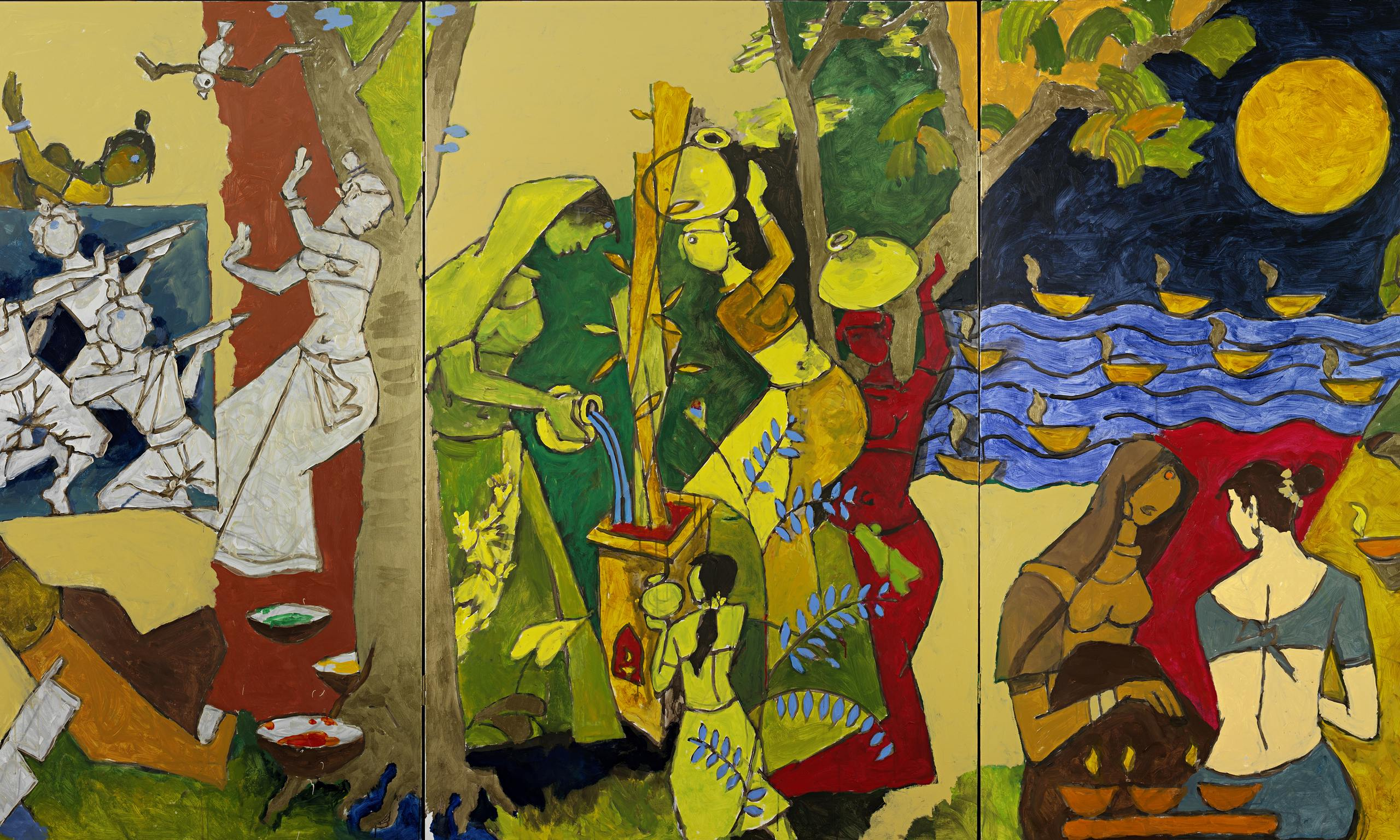 Mf Husain The Barefoot Picasso Of Indian Art Art And