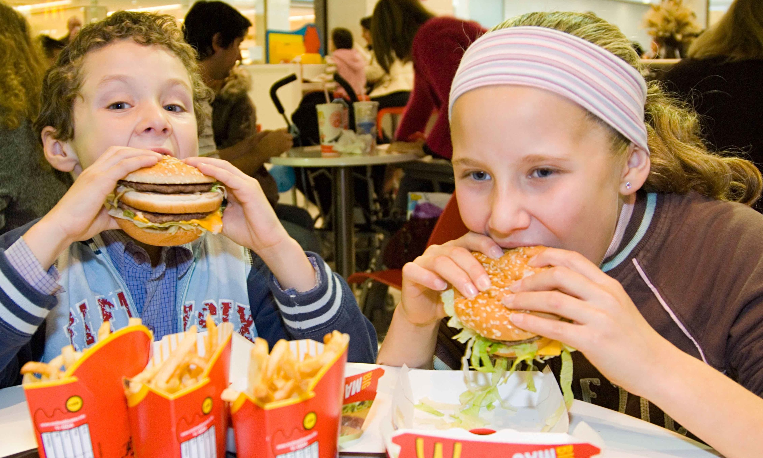 Mcdonalds Happy Meal Adverts Dont Help Children Choose Healthy Food