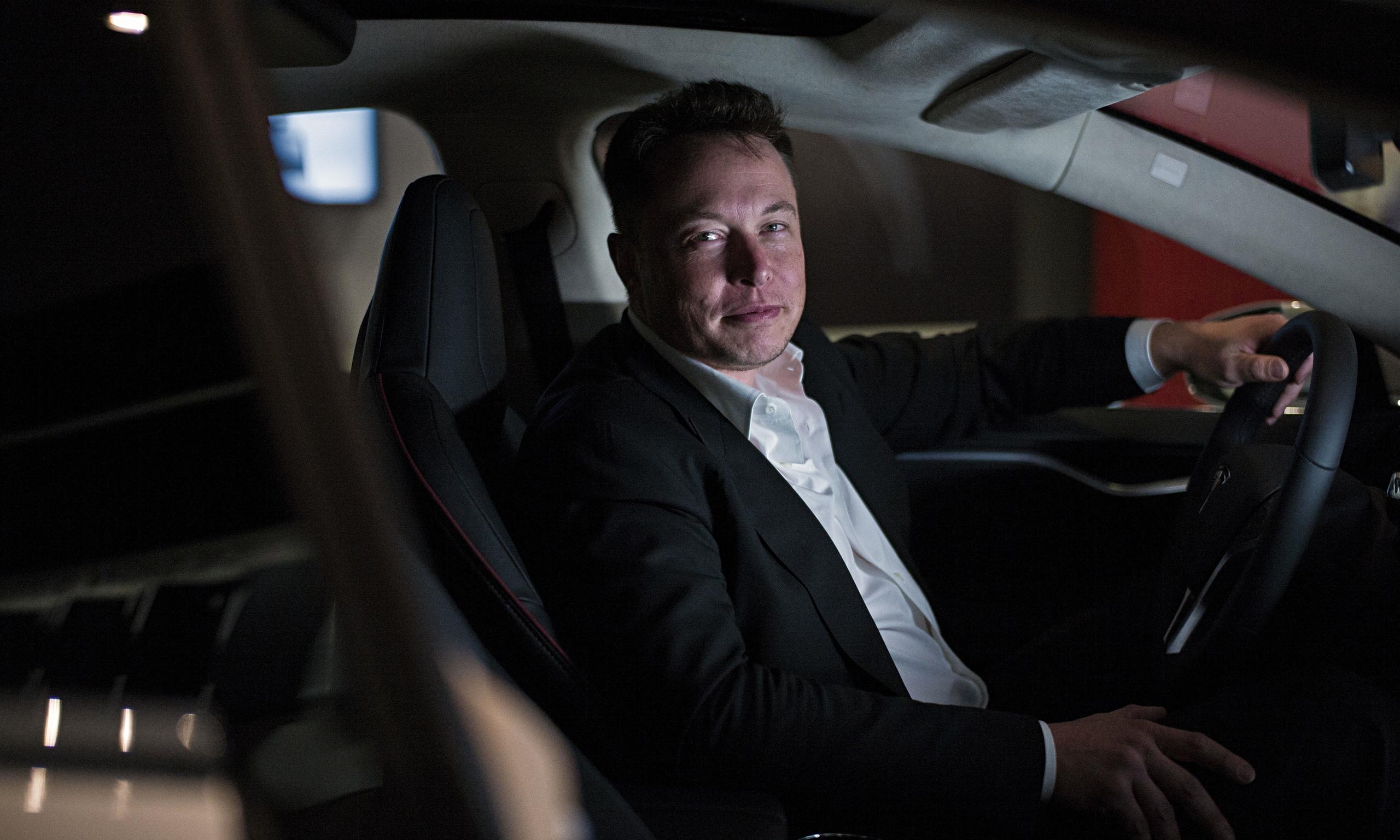 Electric Car Maker Tesla