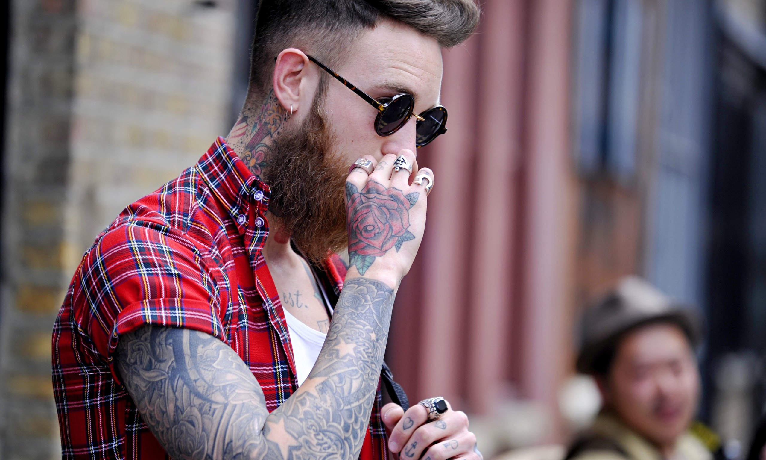 The end of the hipster: how flat caps and beards stopped being so cool