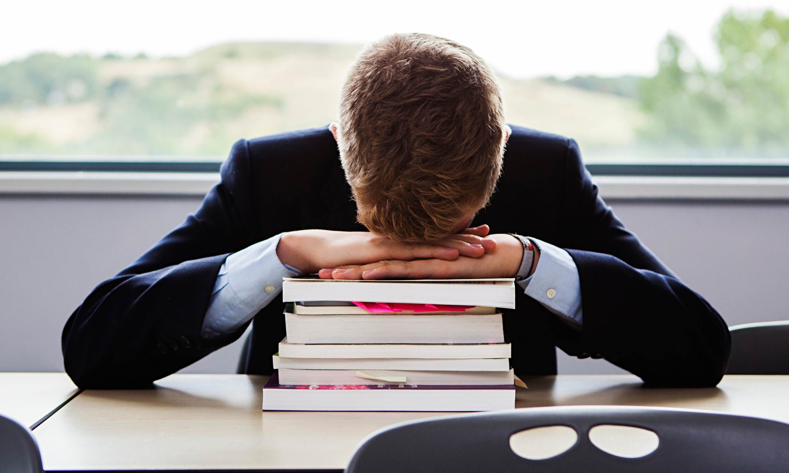 Concern at child anxiety, London pupils do better and behaviour management