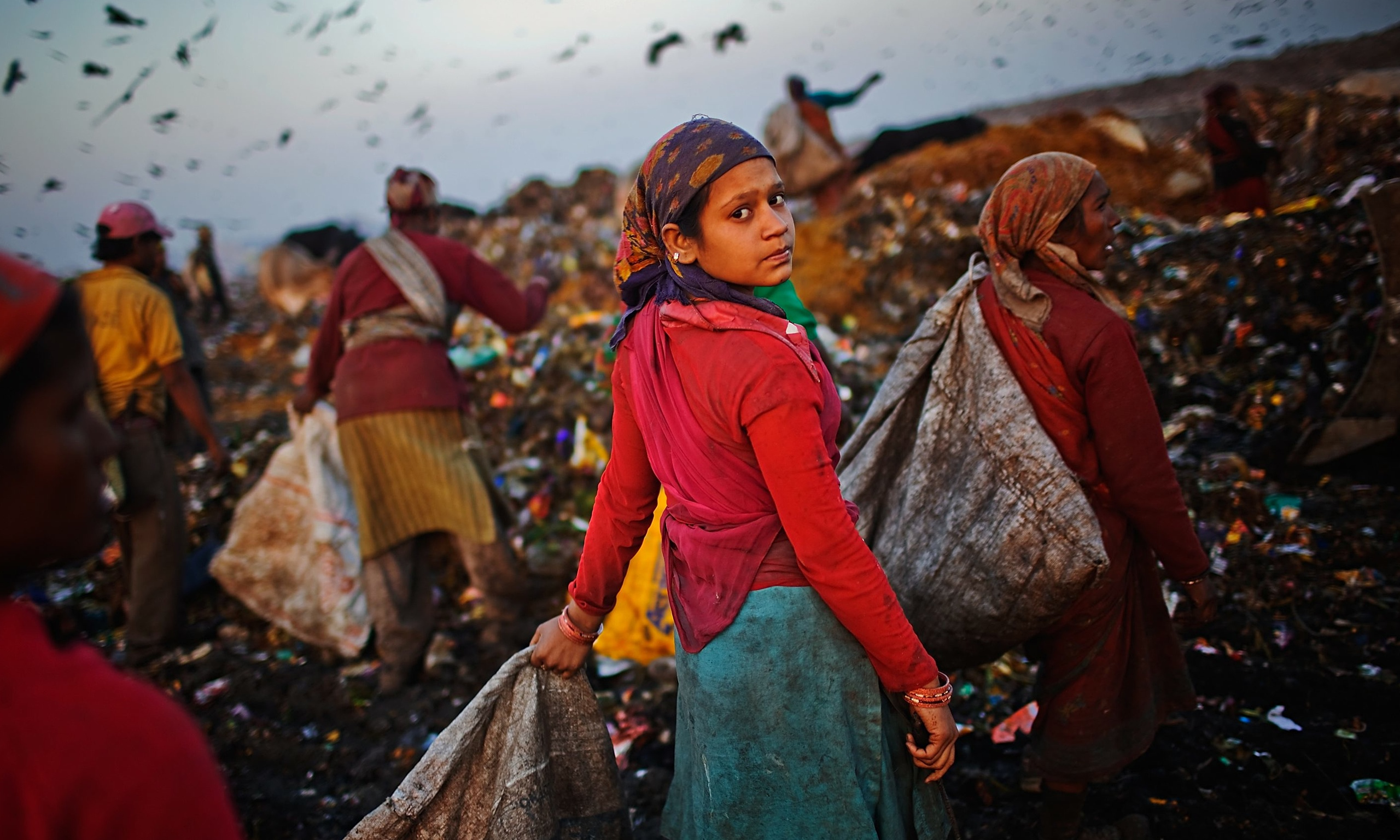 Untouchable to indespensible: the Dalit women revolutionising waste in India