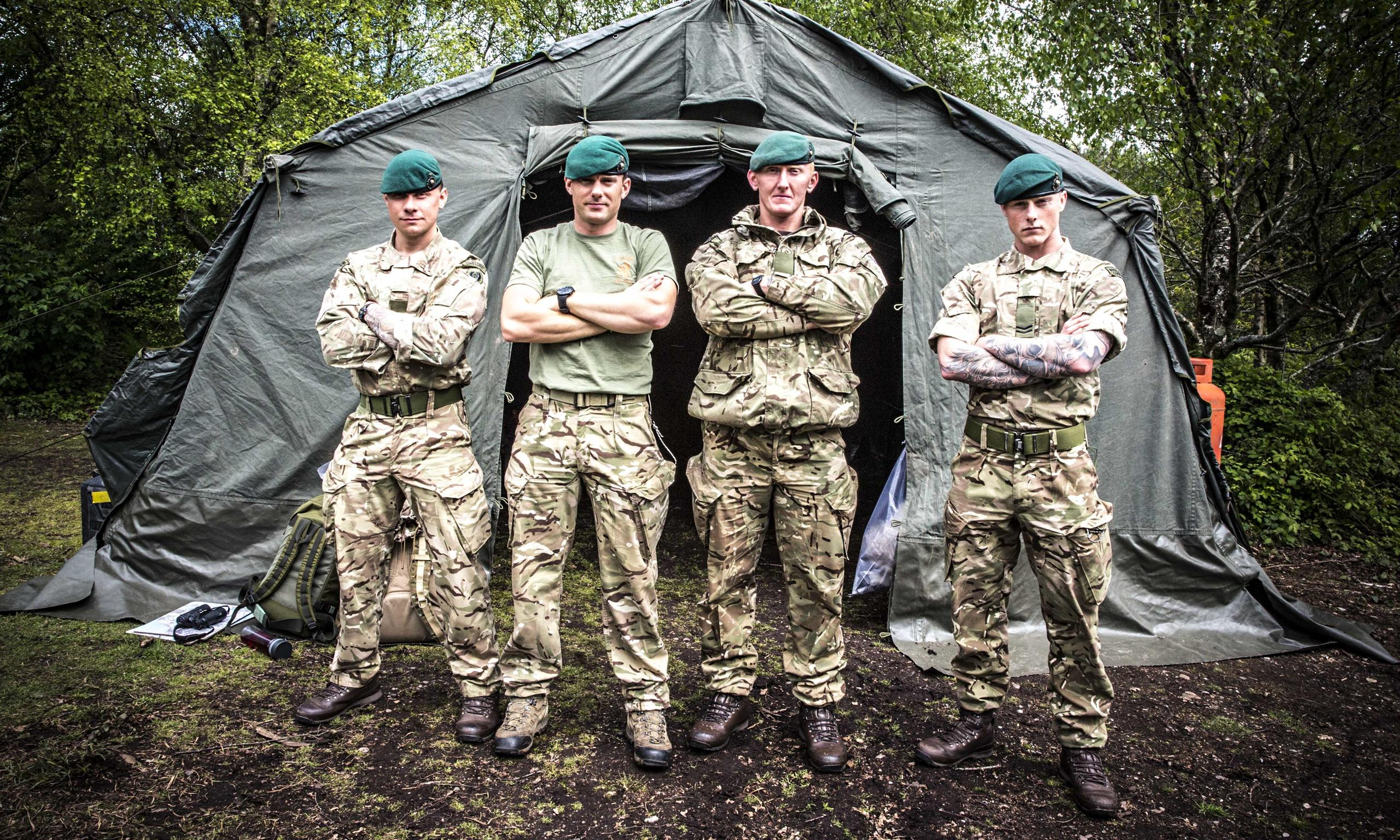 Royal Marines Commando School Review Is Spotlessness Really So Important In The Theatre Of War