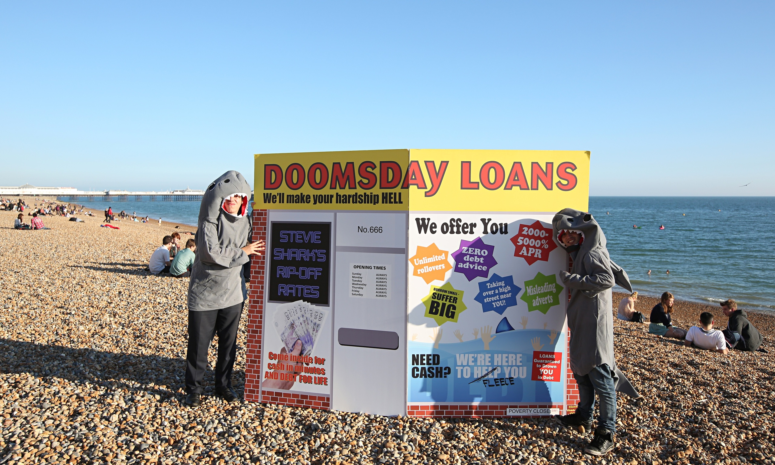 FCA imposes cap on payday loans