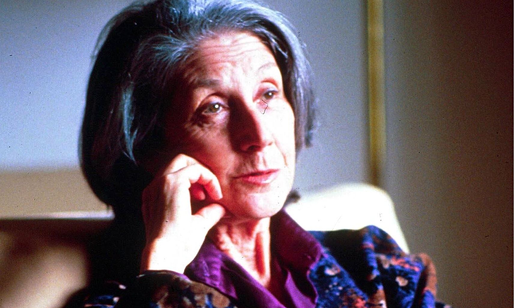 nadine gordimer Nadine gordimer, who was awarded the nobel prize for literature in 1991, is the  leading lady of letters in south africa through her fiction and.