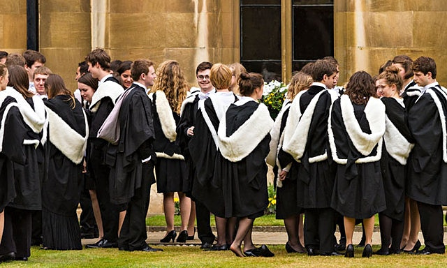 Student satisfaction with university education on rise