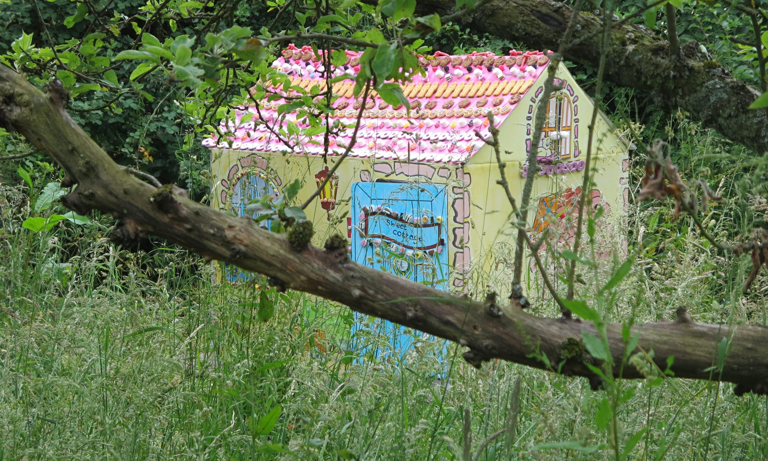 Home sweet home how to make a lifesize hansel and gretel - Hansel home ...