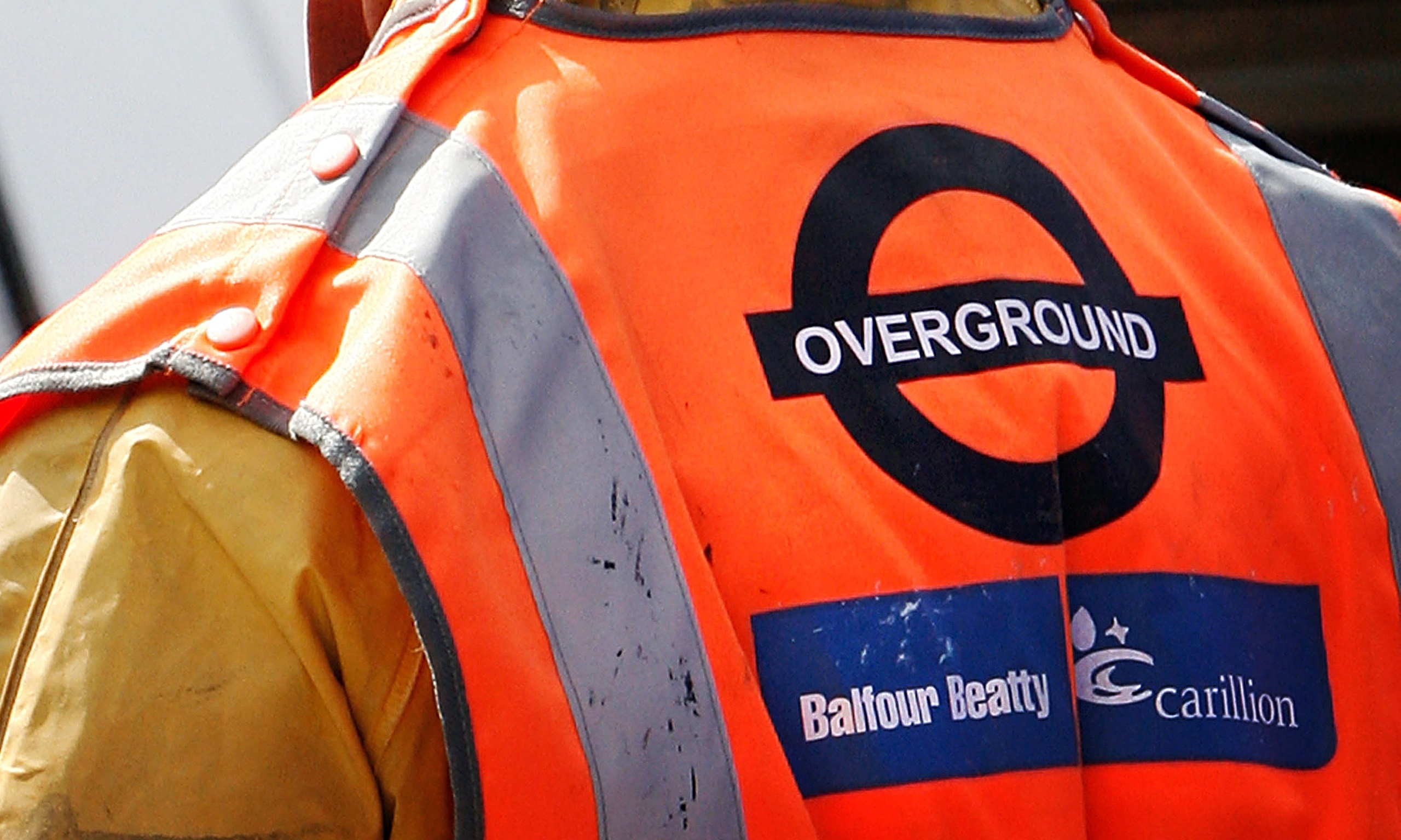 Balfour Beatty and Carillion in £3bn merger talks