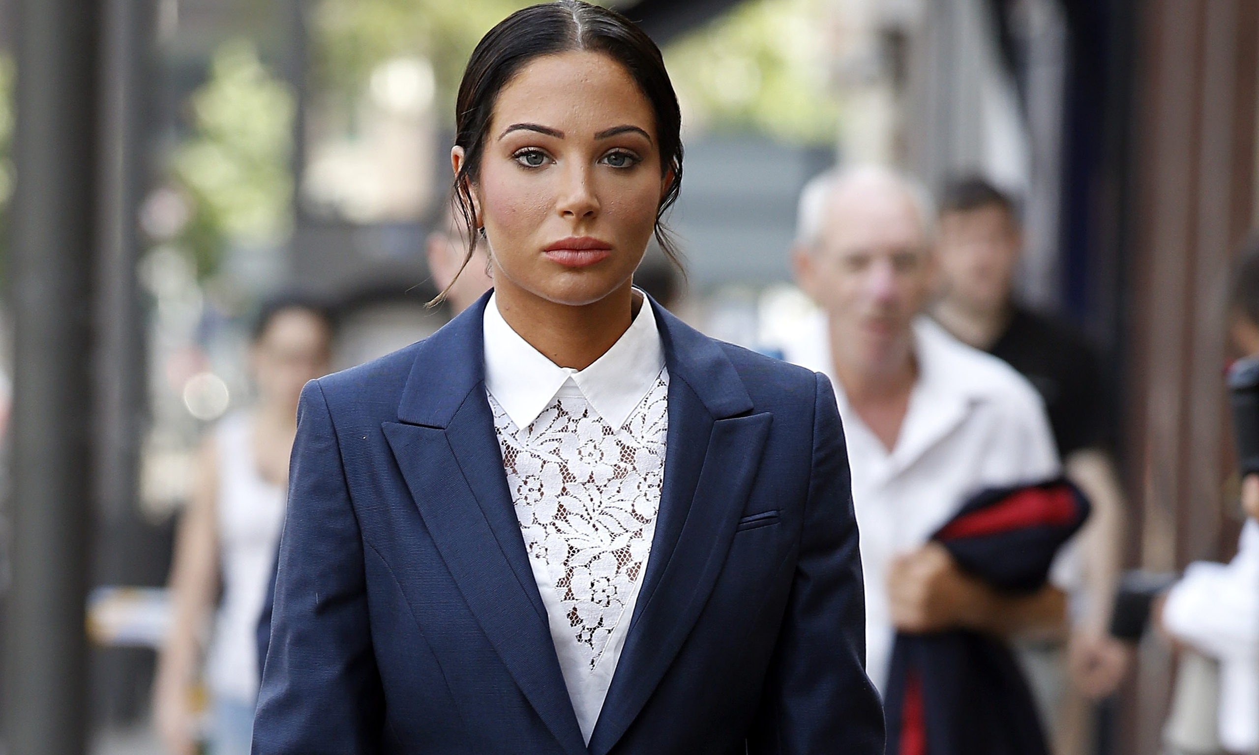 Tulisa Contostavlos fined for assaulting celebrity blogger
