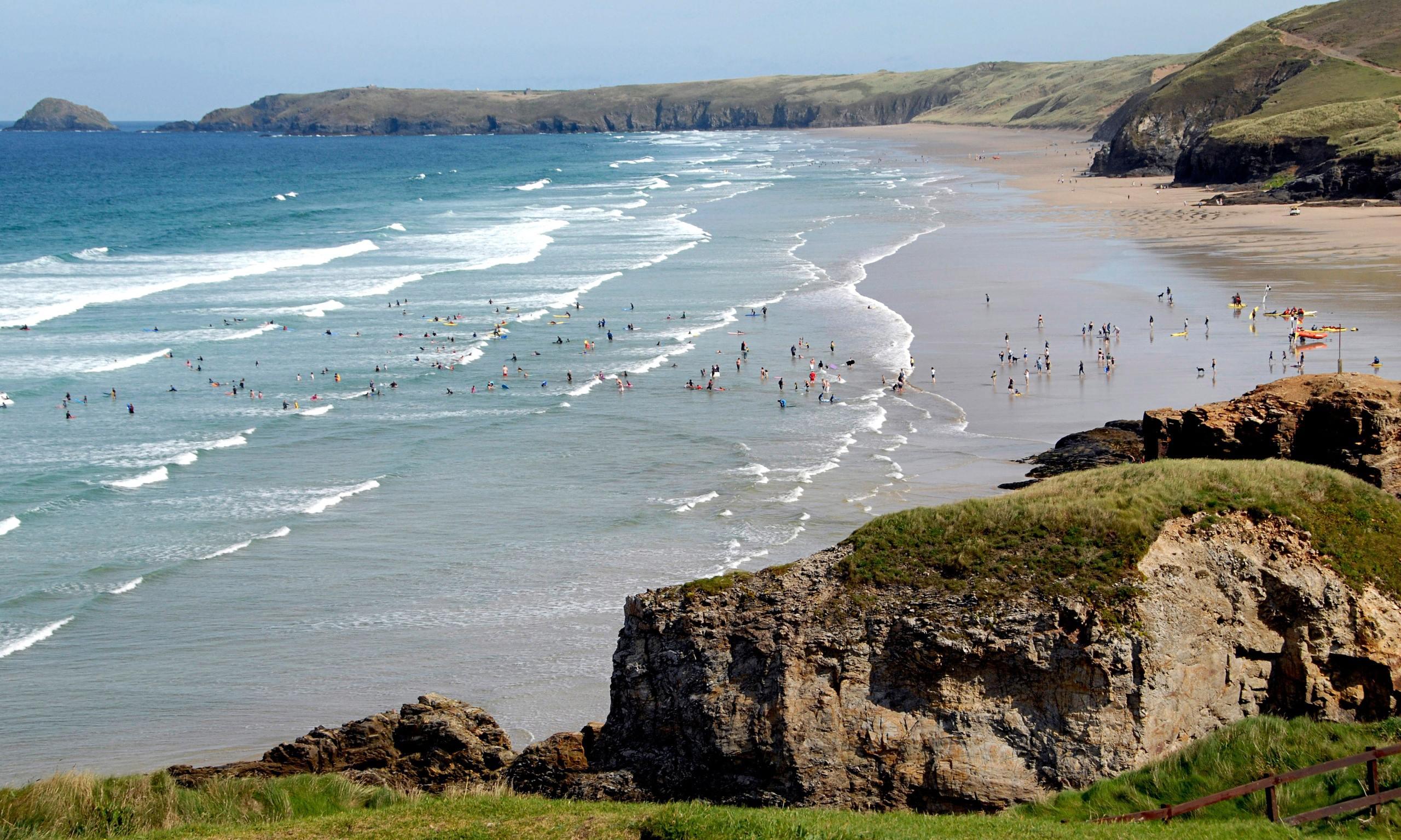 Sea Water Temperature In Cornwall 107