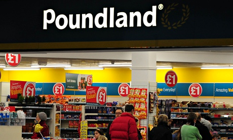 Poundland profits rise amid international growth plans