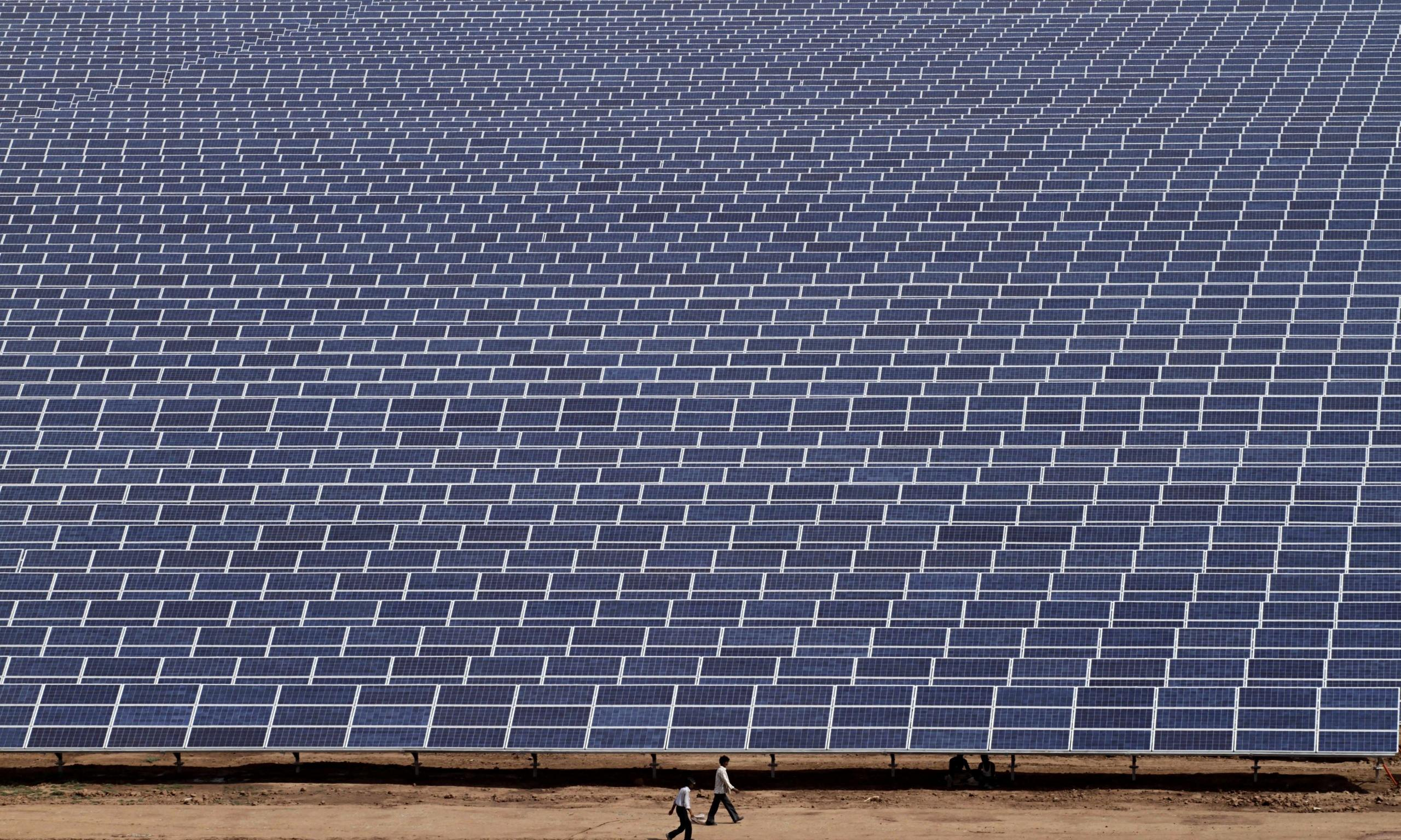 Solar is booming but solar parks could have unintended climate consequences