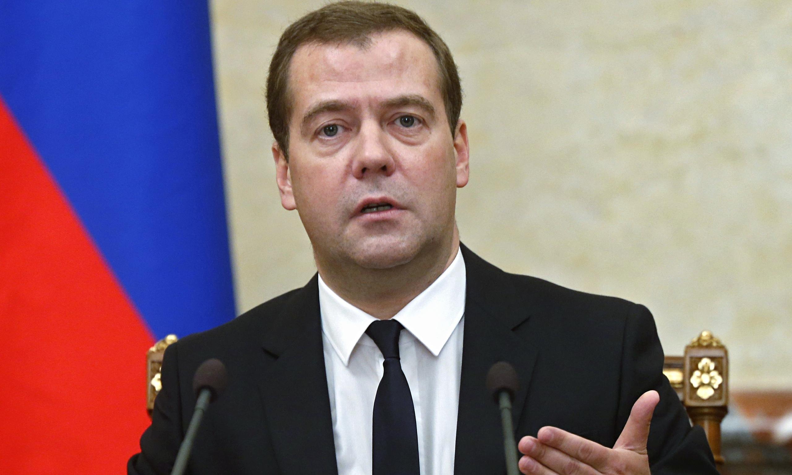 Dmitriy Medvedev net worth salary