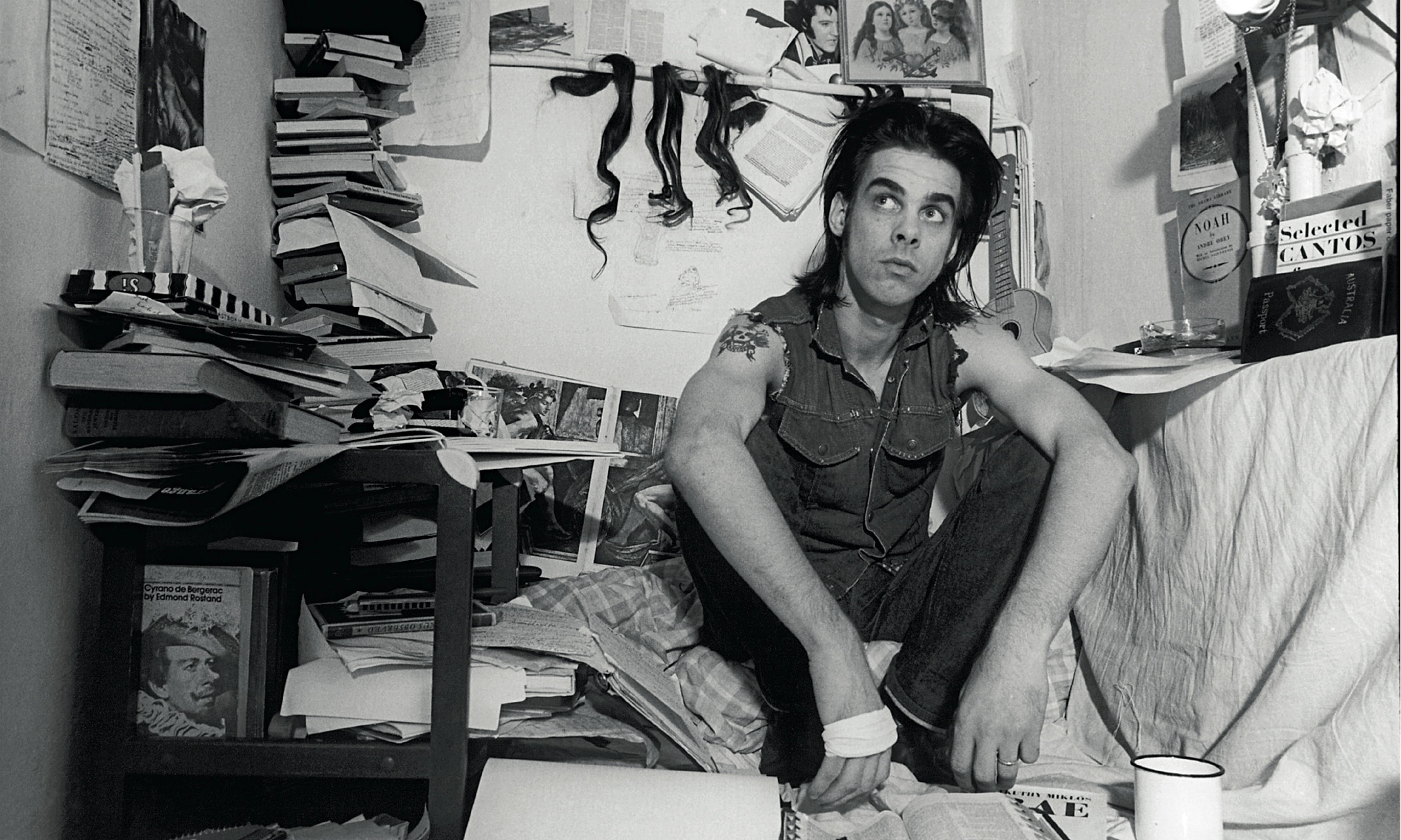 Nick Cave From Birthday Party Boy To Bad Seed And Beyond