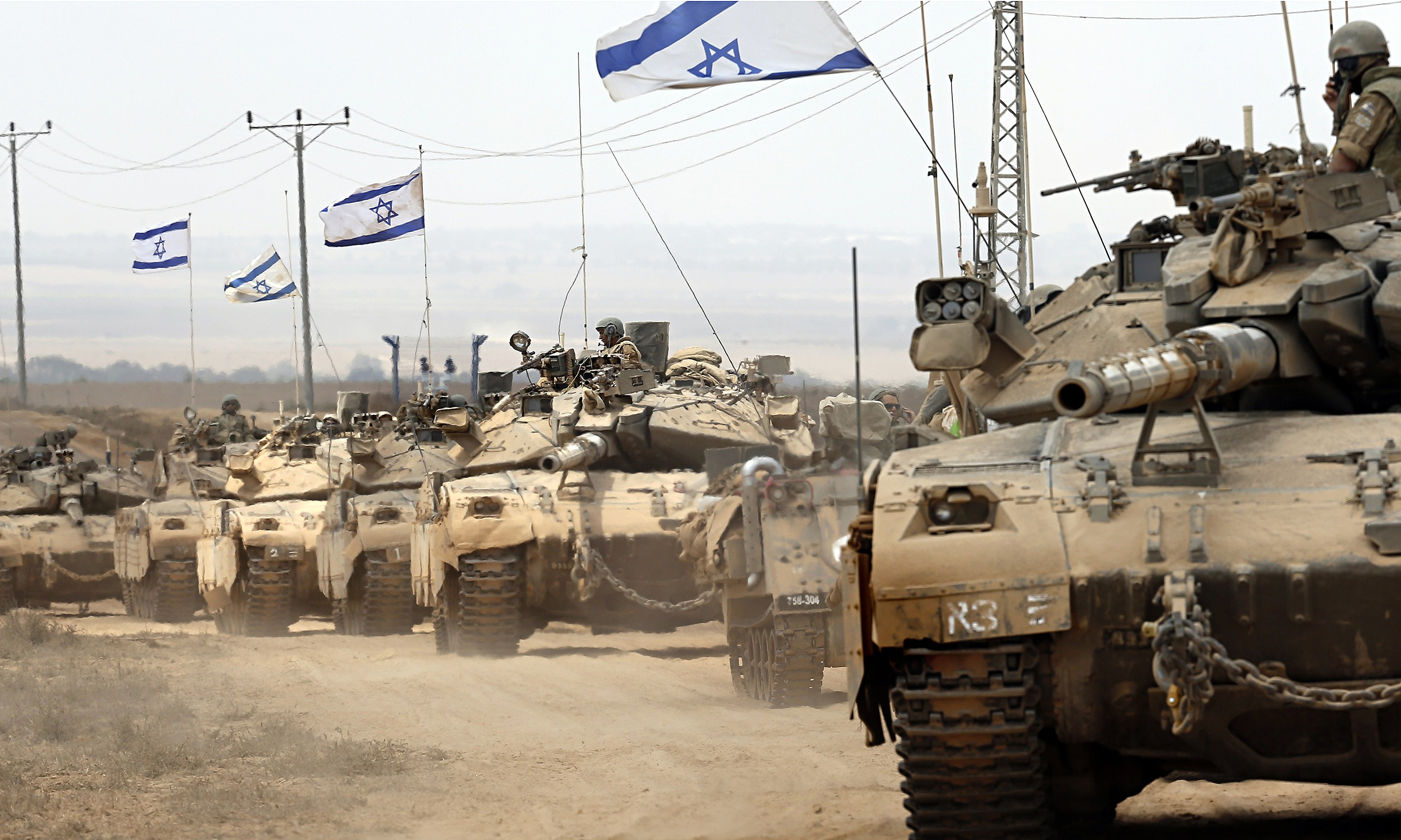 Relief Among Israelis As Troops Pull Out Of Gaza But No