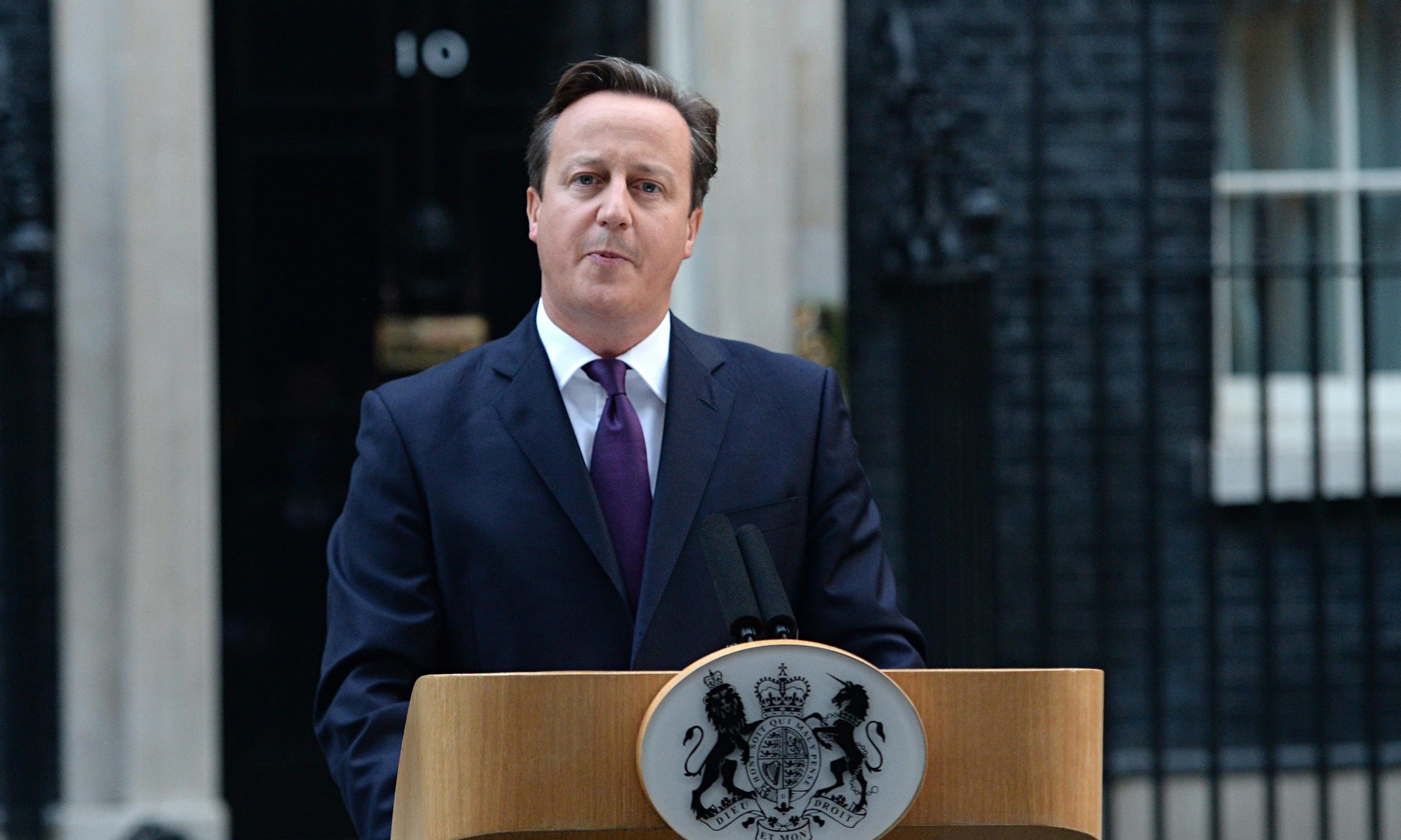 Scottish referendum: Cameron pledges devolution revolution after no vote
