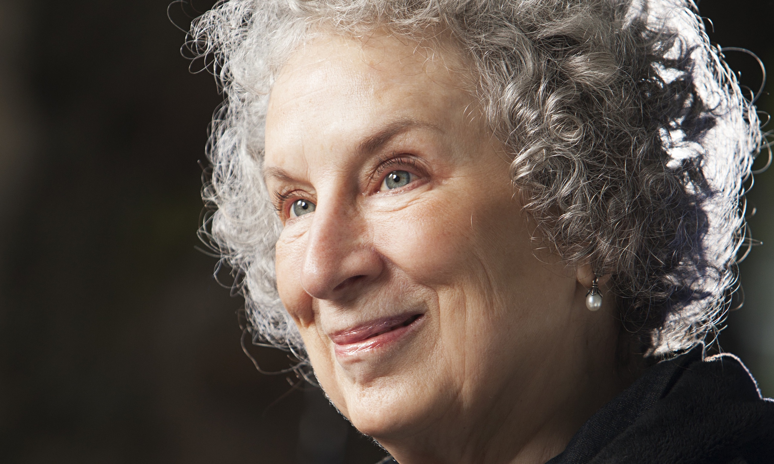 Margaret atwood 39 s new work will remain unseen for a for The atwood