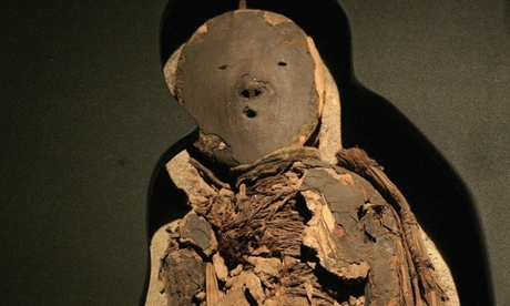Are the world's oldest mummies being damaged by a changing climate?