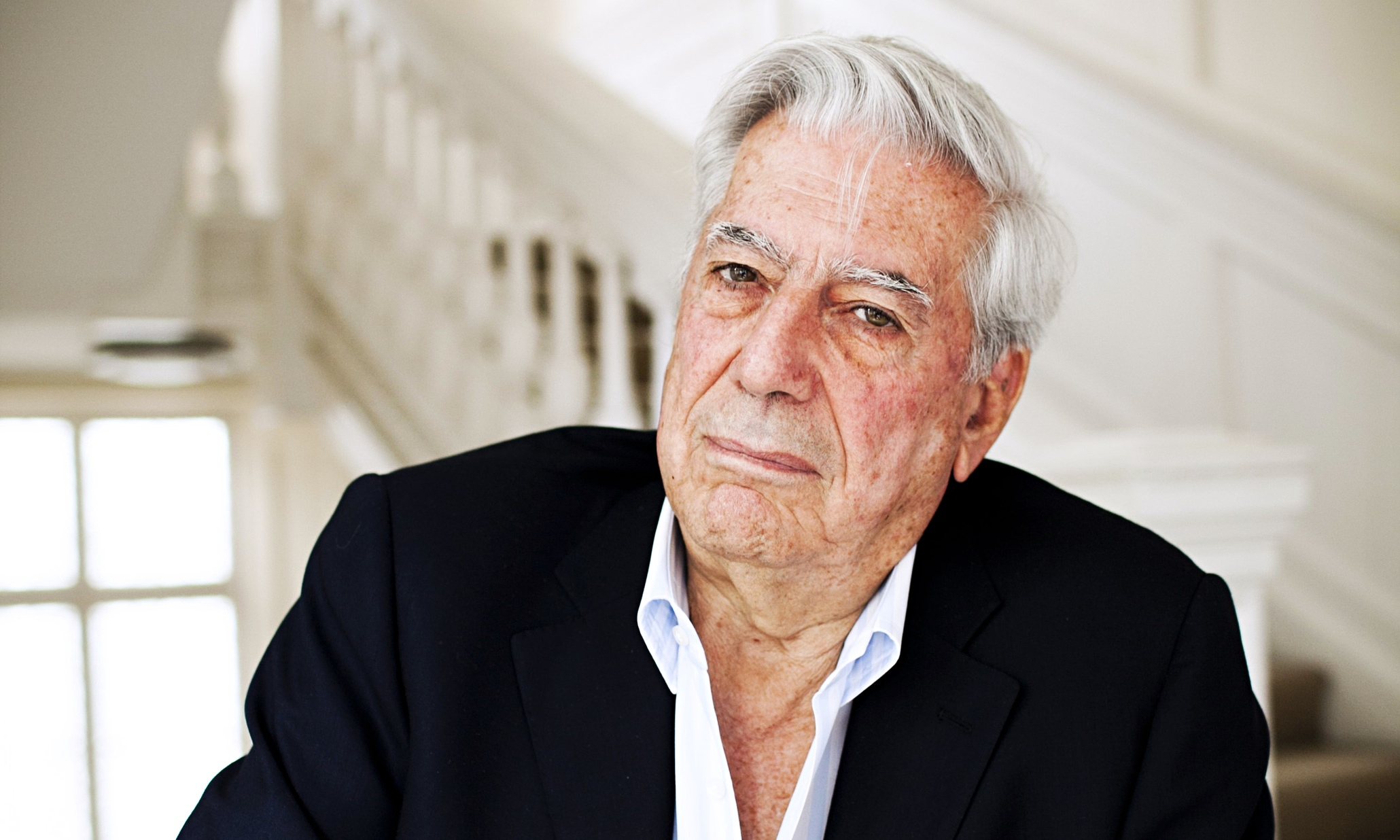 The Discreet Hero by Mario Vargas Llosa review – a fable of defiance in Peru | Books | The Guardian - Mario-Vargas-Llosa---geni-009