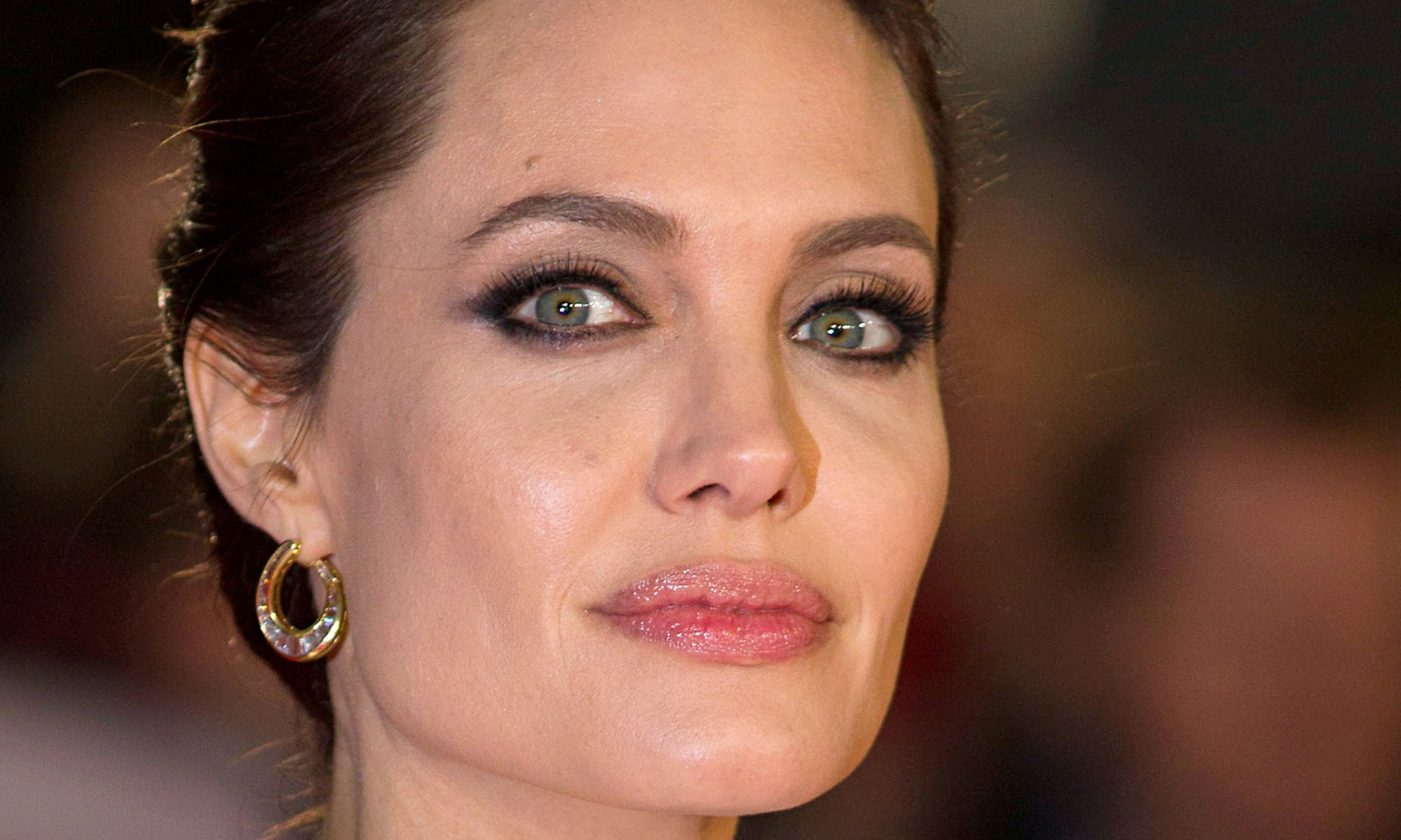 Jolie has the grace to says she feels deeply for the