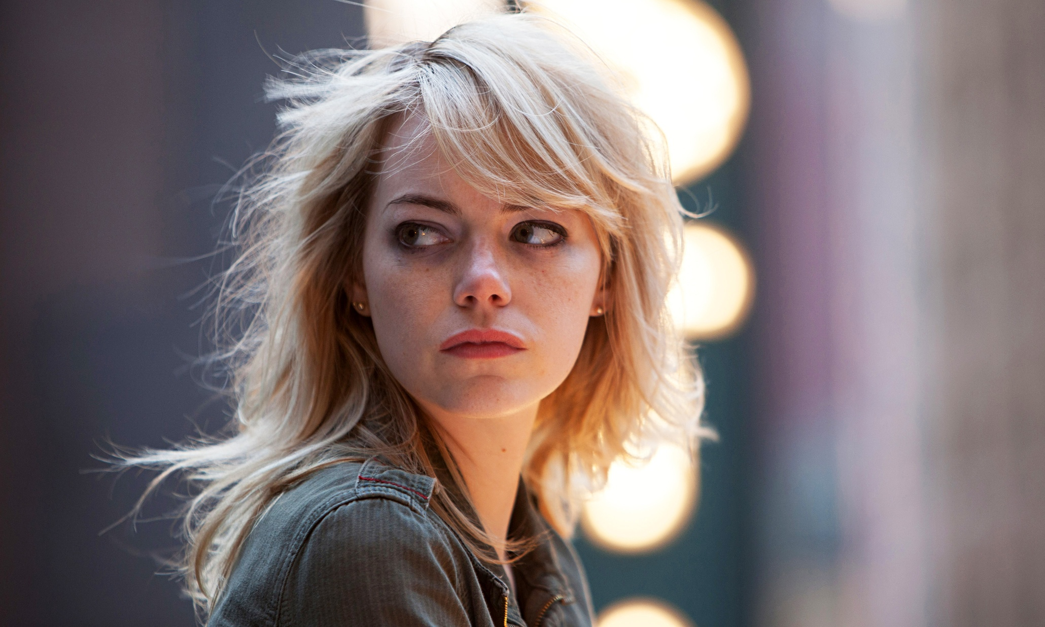 Emma Stone is number 10 on our list of the Top 10 Hottest Celebrities Under 35
