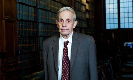 John Nash's unique approach produced huge leaps in economics and maths