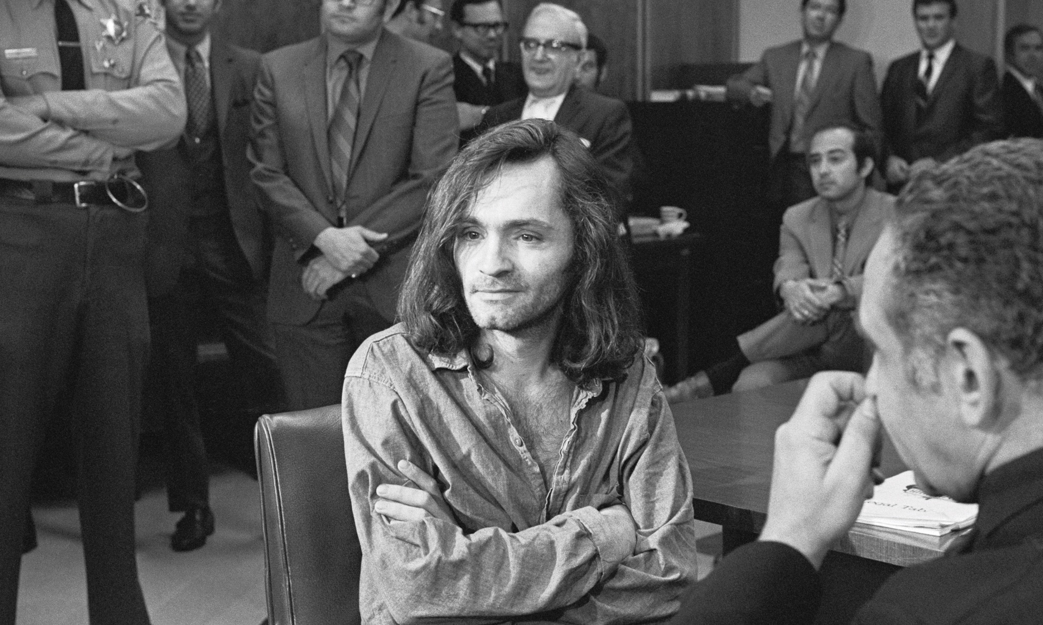 Charles Milles Manson >> Charles Manson's sordid legacy endures thanks to pop culture's odd fascination | Television ...