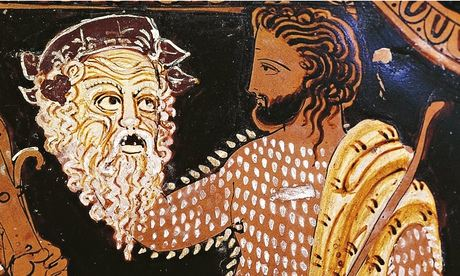 the tragic traits shared by medea and clytemnestra in greek plays Medea' s sacrifice and the unsatisfied director:  and the unsatisfied director: euripides' medea by  and the unsatisfied director: euripides' medea by.