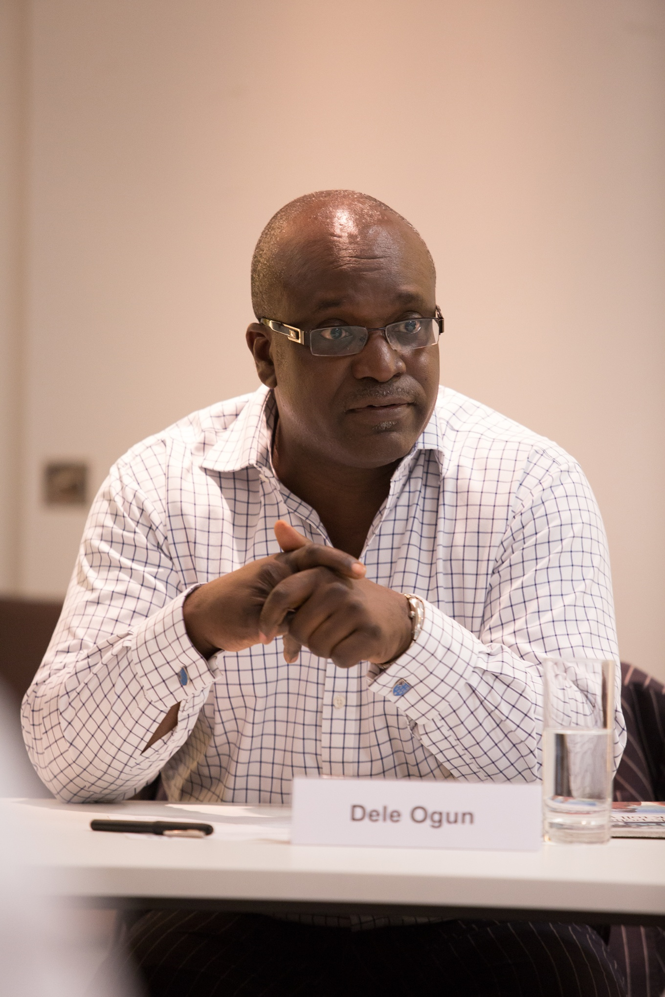 Dele Ogun - Guardian roundtable, Equality in Law, 29/06/2015.