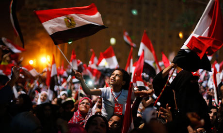 Thumbnail for Mohamed Morsi ousted in Egypt's second revolution