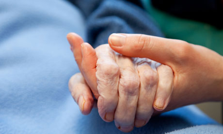 A palliative nurse has recorded the top five regrets of the dying. Photograph: Montgomery Martin/Alamy