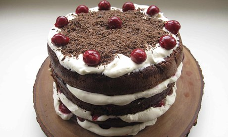 How to make the perfect black forest gateau | Life and style | The ...