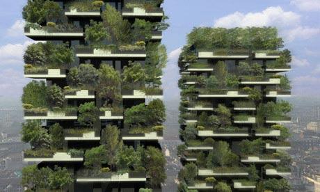 High-rise gardening