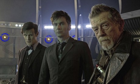 Thumbnail for Doctor Who anniversary episode breaks iPlayer request records